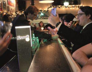 Gumbo wint dasdrinken
