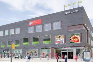 Shopping centre new location Almere?