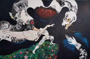 Kunstrevolutie op Windesheim