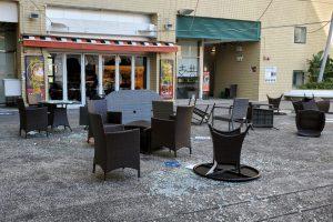 'De Starbucks op de campus werd gesloopt'