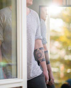 Tattoo: De kubus van Metatron