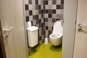 TEST: The best ladies' toilets of Windesheim