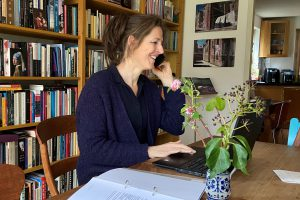 Judith van der Stelt: Visioen